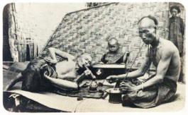 Vintage Vietnam - Chinese Opium smokers